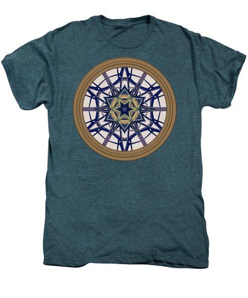 Star Window I Men's Premium T-Shirt by Lynde Young