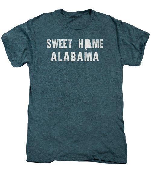 Sweet Home Alabama Men's Premium T-Shirt by Nancy Ingersoll