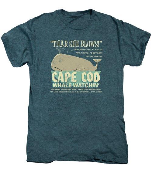 Thar She Blows Men's Premium T-Shirt