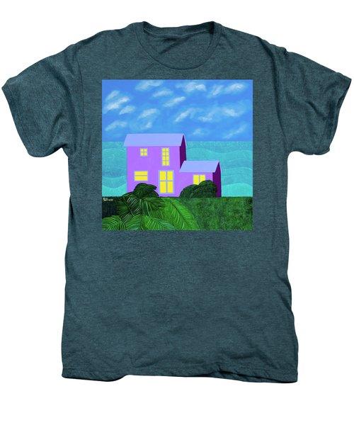 The Caicos Men's Premium T-Shirt