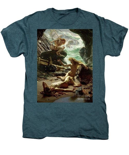The Cave Of The Storm Nymphs Men's Premium T-Shirt