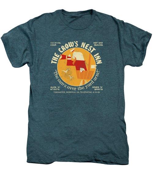 The Crow's Nest Inn Men's Premium T-Shirt