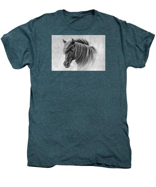 The Horses Of Iceland Men's Premium T-Shirt