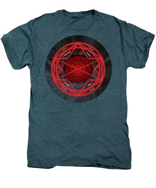 The Magick Circle Men's Premium T-Shirt