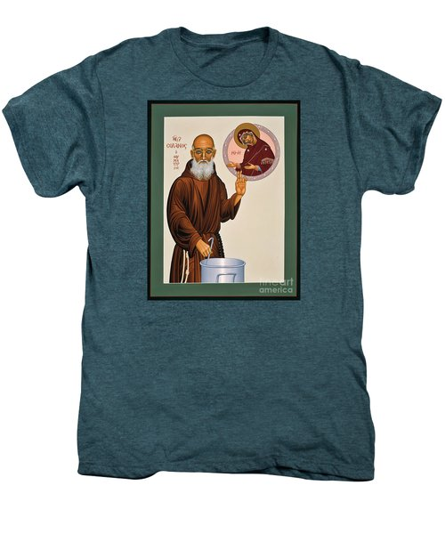 Venerable Fr. Solanus Casey The Healer 038 Men's Premium T-Shirt