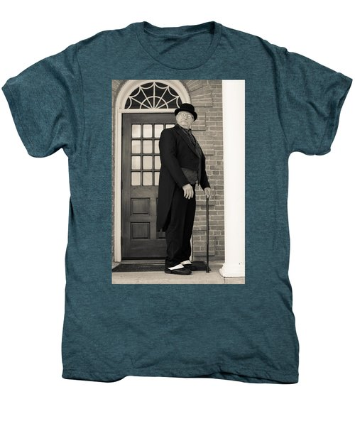 Victorian Dandy Men's Premium T-Shirt