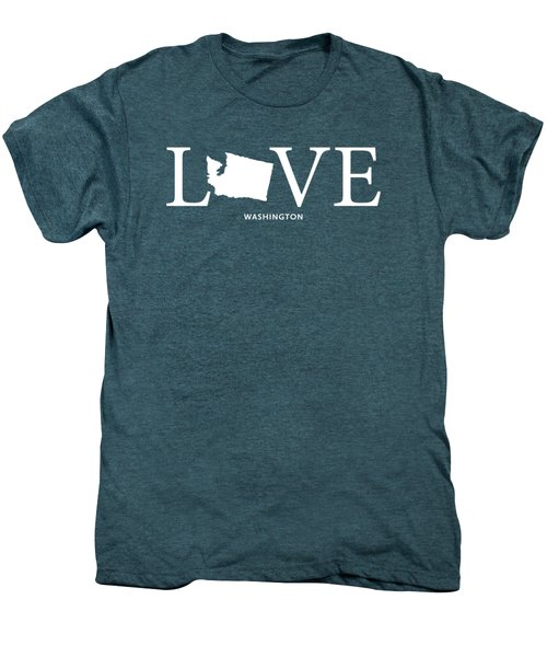 Wa Love Men's Premium T-Shirt by Nancy Ingersoll