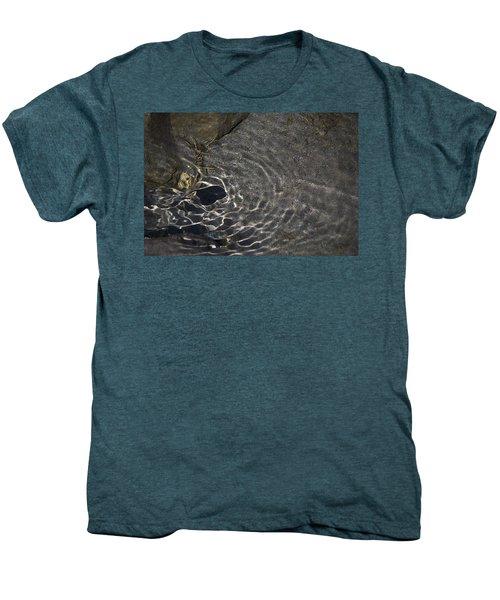Men's Premium T-Shirt featuring the photograph Black Hole by Yulia Kazansky