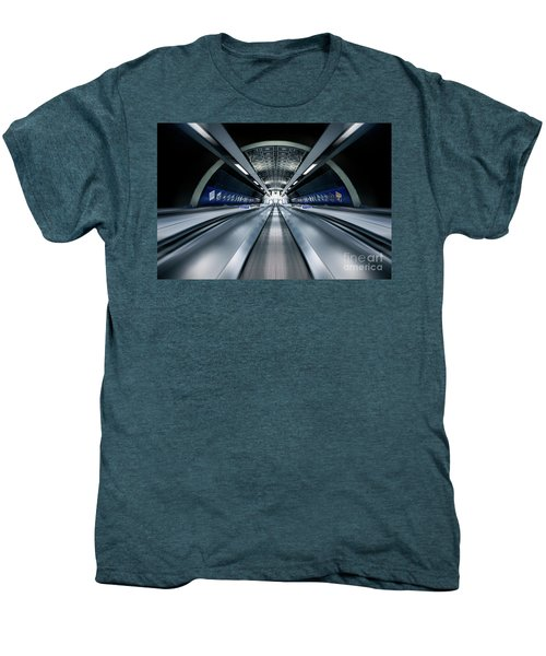 Way Down We Go Men's Premium T-Shirt