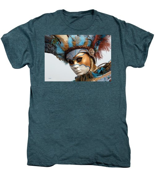 Who Are You? Men's Premium T-Shirt