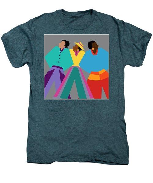 Who Dat Say Men's Premium T-Shirt