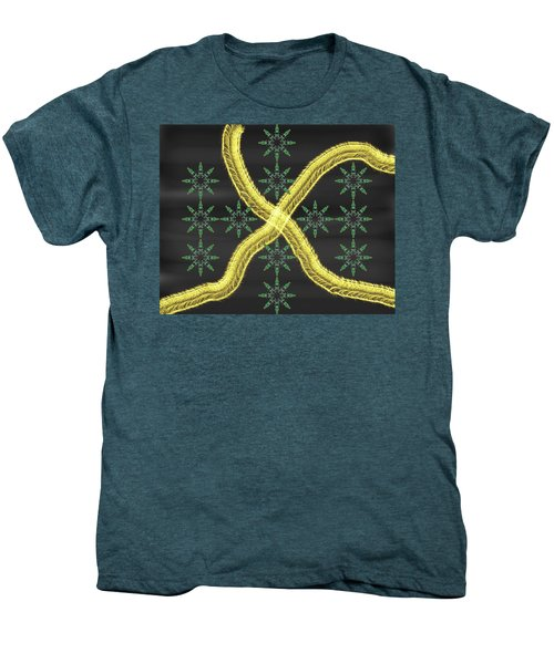 Art Deco Design 3 Men's Premium T-Shirt