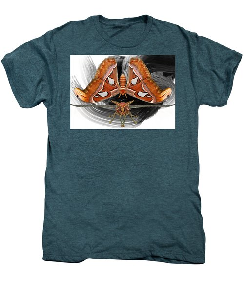 Atlas Moth8 Men's Premium T-Shirt