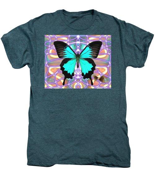 Butterfly Patterns 20 Men's Premium T-Shirt