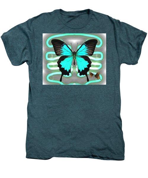 Butterfly Patterns 24 Men's Premium T-Shirt