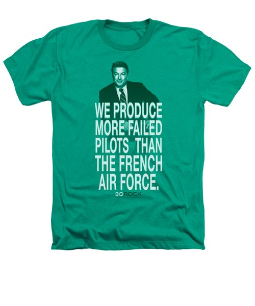 30 Rock - Failed Pilots Heathers T-Shirt