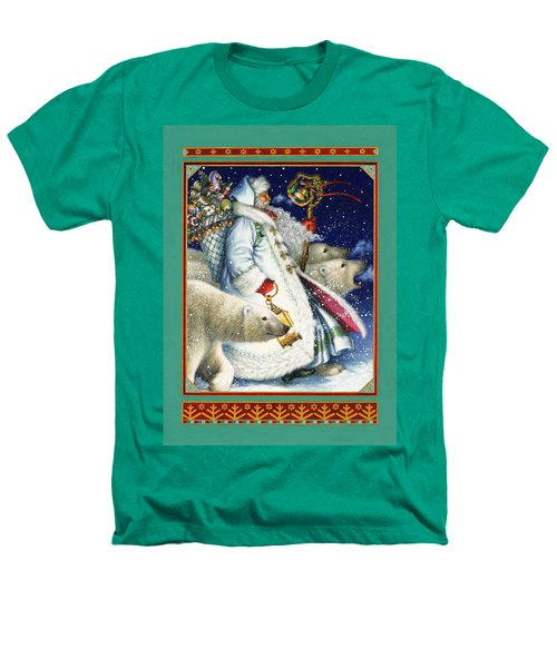 Polar Magic Heathers T-Shirt