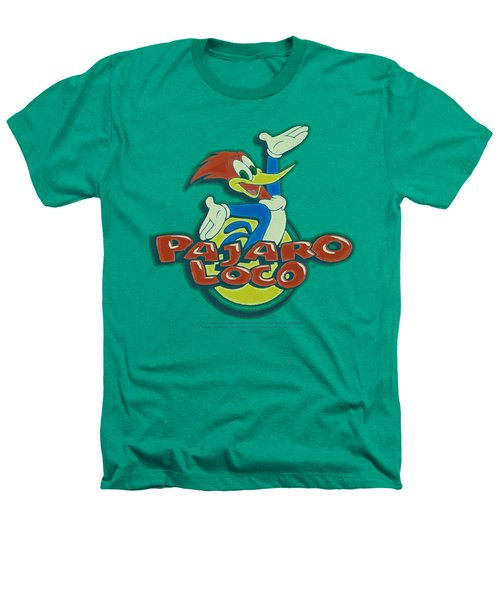 Woody Woodpecker - Loco Heathers T-Shirt by Brand A