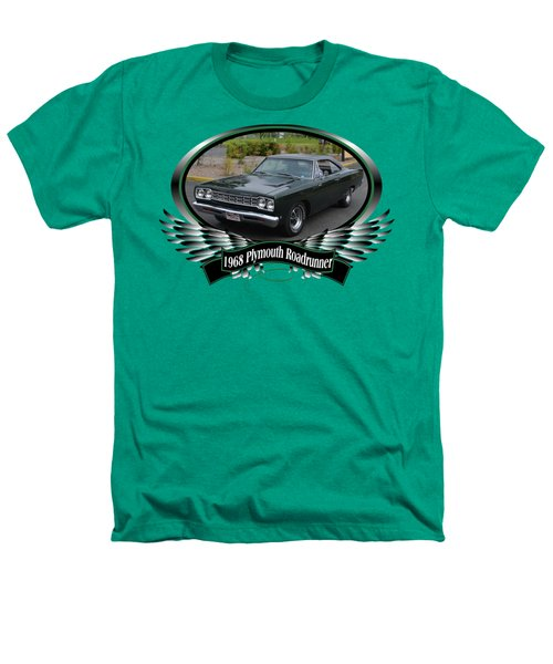 1968 Plymouth Roadrunner Davie Heathers T-Shirt