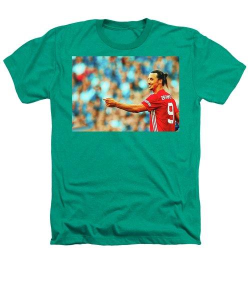 Manchester United's Zlatan Ibrahimovic Celebrates Heathers T-Shirt