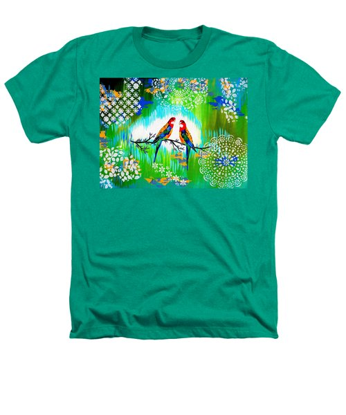 Australian Heathers T-Shirt by Cathy Jacobs