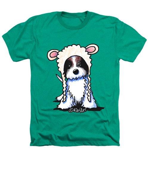 Coton De Tulear Heathers T-Shirt by Kim Niles