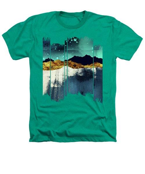 Evening Stars Heathers T-Shirt by Katherine Smit