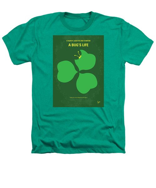 No401 My A Bugs Life Minimal Movie Poster Heathers T-Shirt