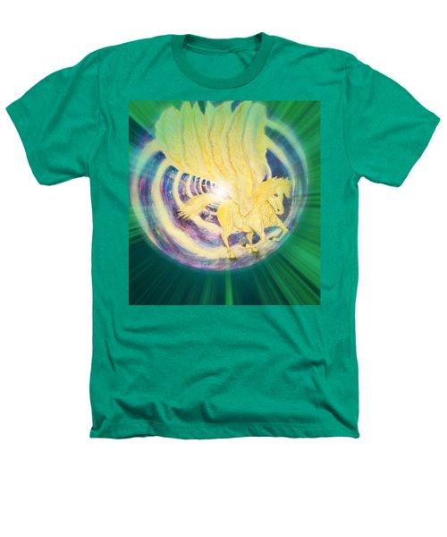 Pegasus Earth Energy Heathers T-Shirt