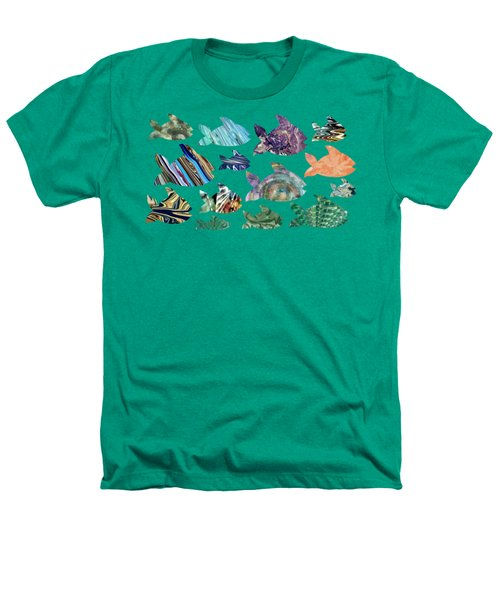 Fish In The Sea Heathers T-Shirt