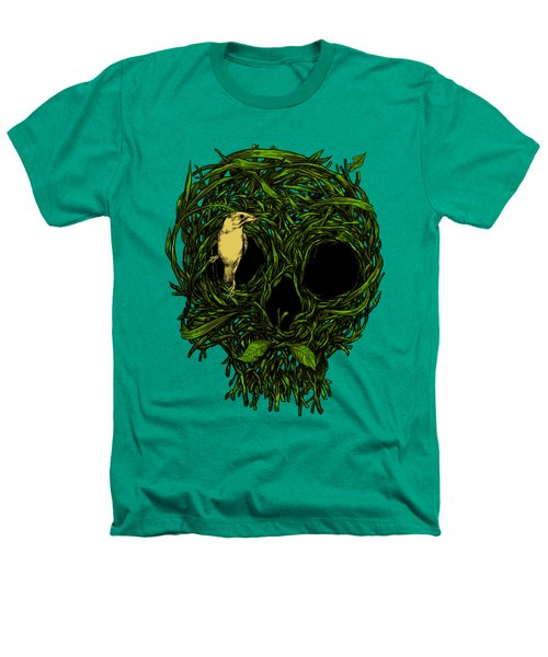 Skull Nest Heathers T-Shirt by Carbine