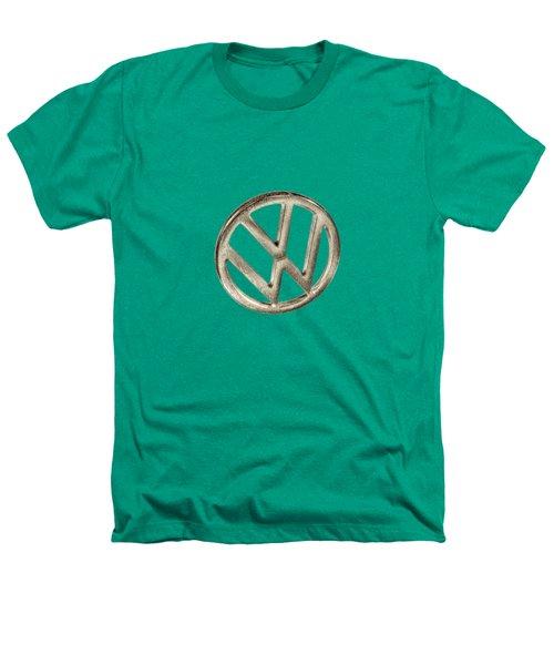 Vw Car Emblem Heathers T-Shirt