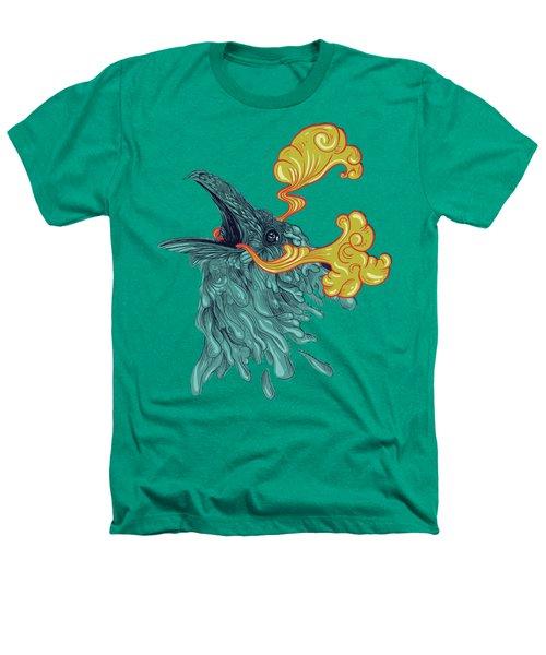 Water Crow Heathers T-Shirt