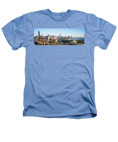 Chicago, Illinois, Usa Heathers T-Shirt by Panoramic Images