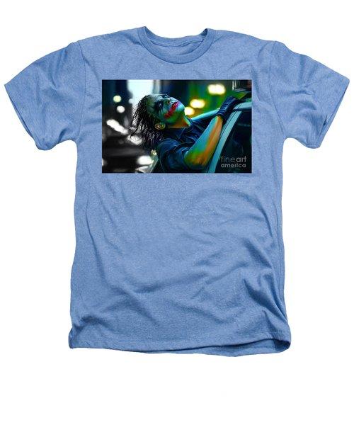 Heath Ledger Heathers T-Shirt by Marvin Blaine