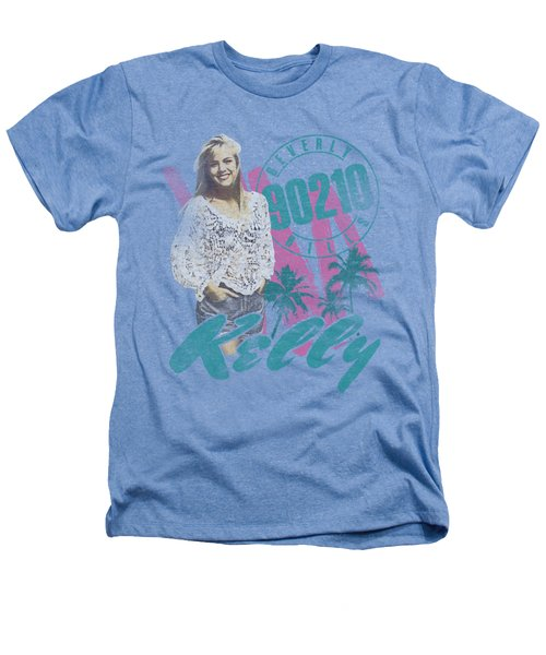 90210 - Kelly Vintage Heathers T-Shirt by Brand A