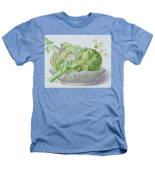 Artichokes Heathers T-Shirt by Lizzie Riches