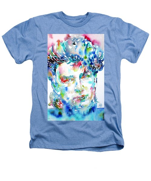 Bono Watercolor Portrait.1 Heathers T-Shirt