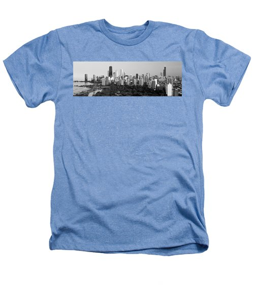 Buildings In A City, View Of Hancock Heathers T-Shirt by Panoramic Images