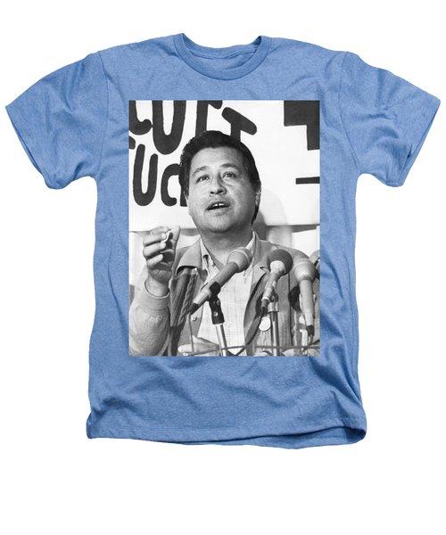 Cesar Chavez Announces Boycott Heathers T-Shirt by Underwood Archives