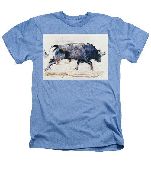 Charging Bull Heathers T-Shirt