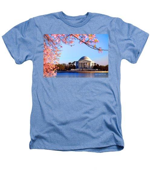 Cherry Jefferson Heathers T-Shirt