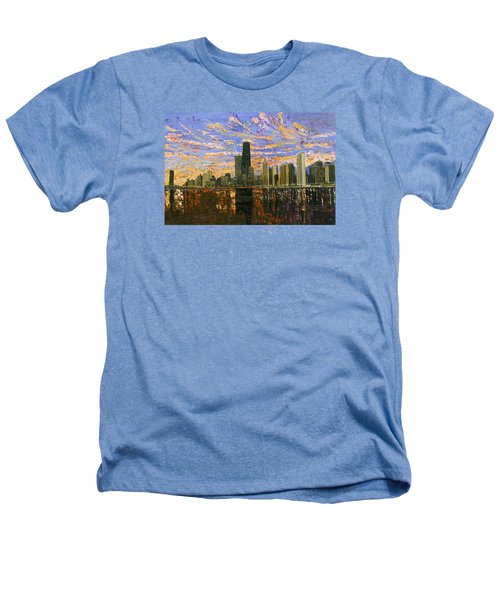 Chicago Heathers T-Shirt by Mike Rabe