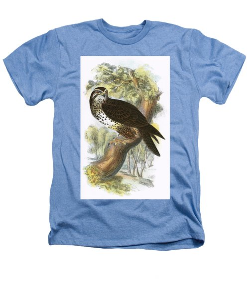 Common Buzzard Heathers T-Shirt by English School