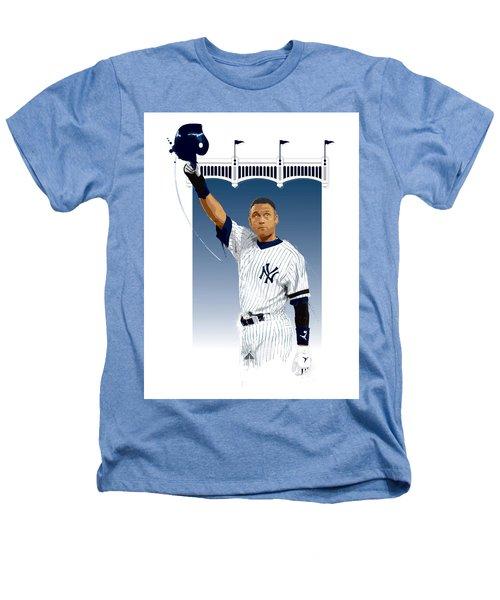 Derek Jeter 3000 Hits Heathers T-Shirt