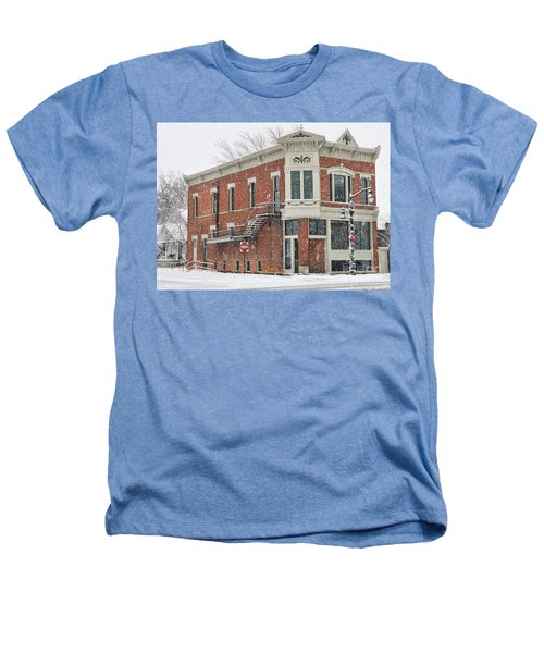 Downtown Whitehouse  7031 Heathers T-Shirt by Jack Schultz