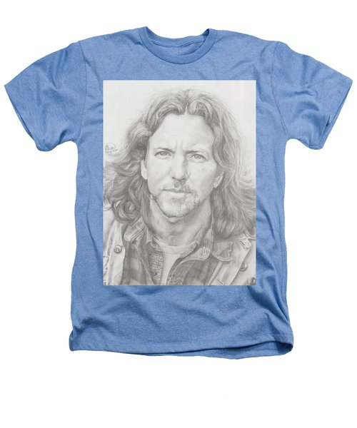 Eddie Vedder Heathers T-Shirt by Olivia Schiermeyer