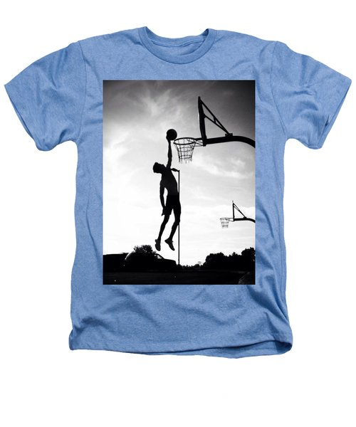 For The Love Of Basketball  Heathers T-Shirt