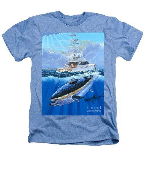 Giant Bluefin Off00130 Heathers T-Shirt
