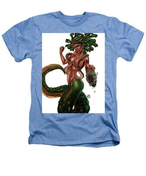 Gorgon Heathers T-Shirt by Pete Tapang